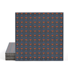 Magma Armor Pattern Tiles - Sapphire