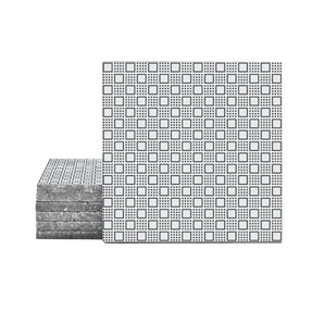 Magma Danida Pattern Tiles - Anthracite