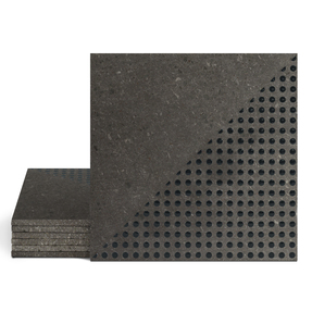 Magma Demi-Micros 200 Pattern Tiles - Anthracite