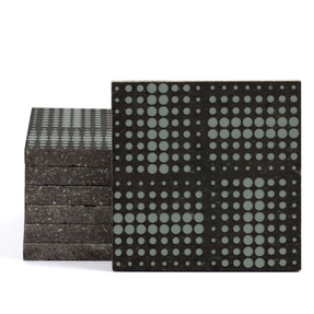Magma Eleide Pattern Tiles - Olive