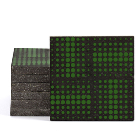 Magma Eleide Pattern Tiles - Grass