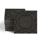 Magma Eleos A Pattern Tiles - Anthracite