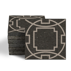 Magma Eleos A Pattern Tiles - Taupe