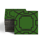 Magma Eleos B Pattern Tiles - Grass
