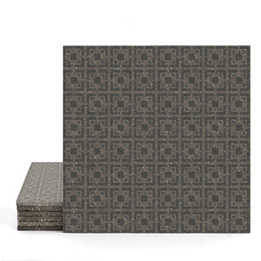 Magma Eneride 400 Pattern Tiles - Anthracite