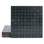 Magma Enisa Pattern Tiles - Denim