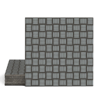 Magma Enisa Pattern Tiles - Ice