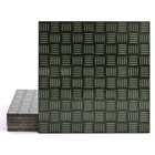 Magma Enisa Pattern Tiles - Olive