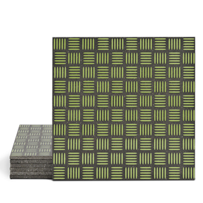 Magma Enisa Pattern Tiles - Moss