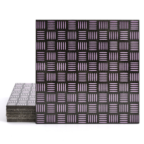 Magma Enisa Pattern Tiles - Lilac