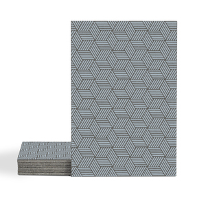 Magma Gea Pattern Tiles - Cement