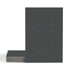 Magma Gea Pattern Tiles - Anthracite
