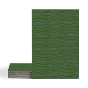 Magma Gea Pattern Tiles - Grass