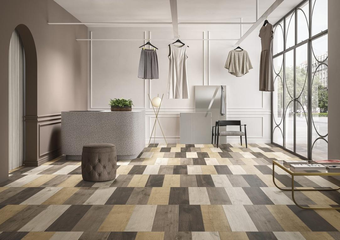 Scent Wood Timber Effect Tiles _ Chocolate _2_
