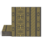 Magma Anive A Pattern Tiles - Mustard