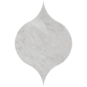 Avenza Marble Winter Leaf Pattern Tiles