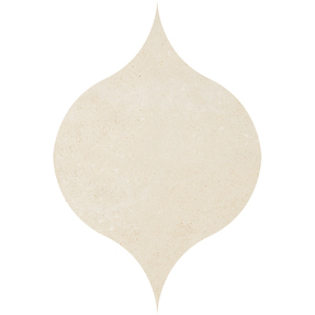 Casablanca Limestone Winter Leaf Pattern Tiles