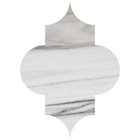 Skyline Marble Arabesque Pattern Tiles