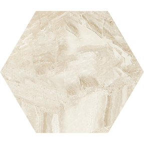 Diana Royal Marble Hexagon Tiles