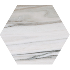Skyline Marble Hexagon Tiles