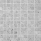 Avenza Marble Square Stack Bond Pattern Mosaic
