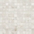Diana Royal Marble Square Stack Bond Pattern Mosaic