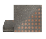 Magma Demi-Micros 200 Pattern Tiles - Copper