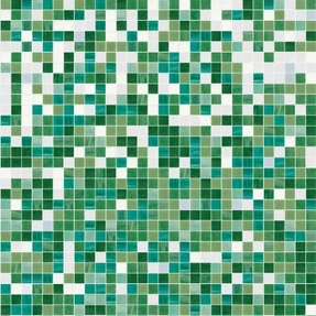 Shading Blend Jasmin Glass Mosaic