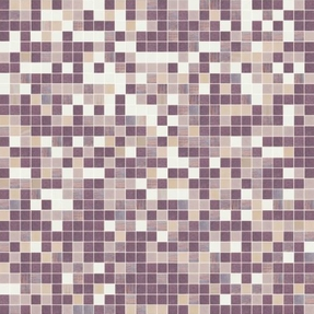 Shading Blend Lavender Glass Mosaic