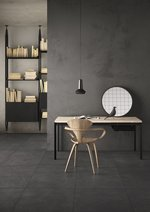 Quarry Limestone Effect Tiles _ Nero _10_