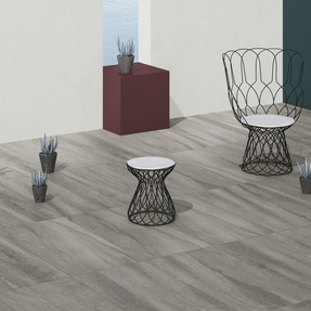 Geology Limestone Effect Tiles  - Dove