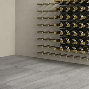 Geology Limestone Effect Tiles  - Grey